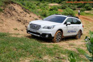 S-AWD của Subaru