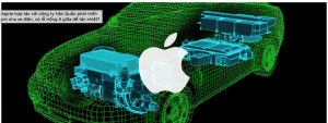 pin apple car