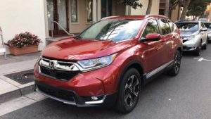 Honda CR-V 2017-mycars